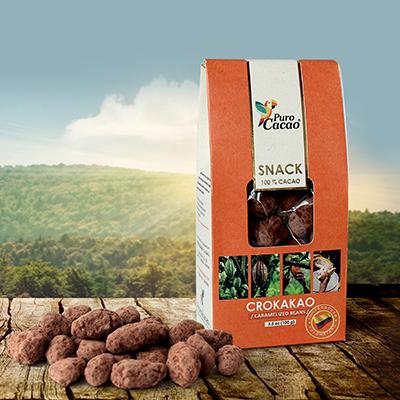 Crokakao – Grano de Cacao Caramelizado (60gr)