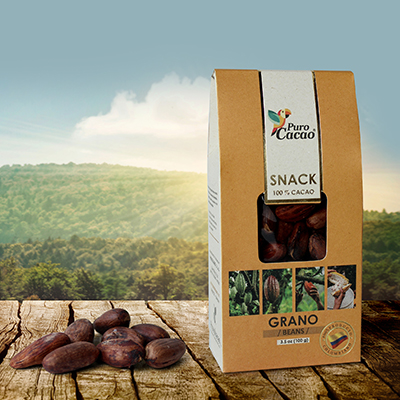 Grano de Cacao (100gr)