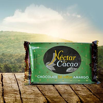 Chocolate de mesa sin dulce (250gr)